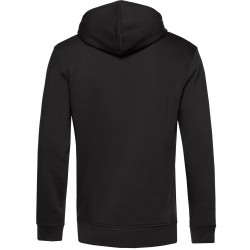 Herren Organic Zipped Hood Jacket B&C