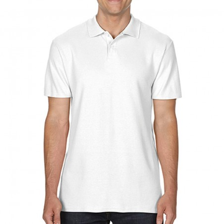 Softstyle® Double Piqué Polo Herren Gildan