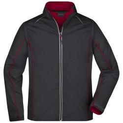 Men`s Zip-Off Softshell Jacket JN1122