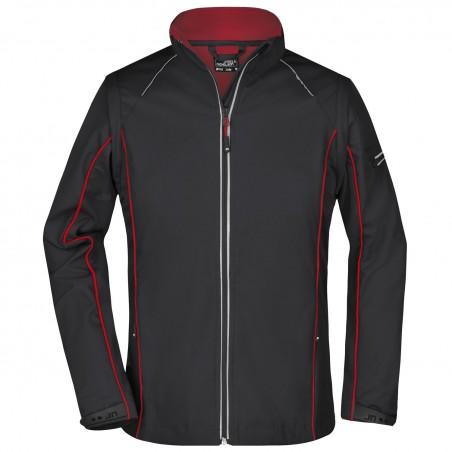 Ladies Zip-Off Softshell Jacket JN1121