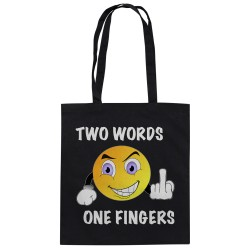 Two Words one Fingers Fuck...