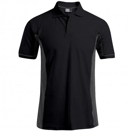 Premium Männer Functional Contrast Polo