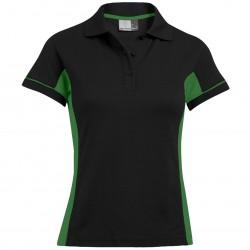 Premium Damen Functional Contrast Polo