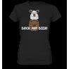 Bock auf Bier! Durst Alkohol Spruch Geschenk Spass Fun Damen T-Shirt Funshirt