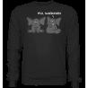 Pfui, Nasebohren! Elefant Spielen Rubbeln Spruch Spass Fun Sweatshirt Funshirt