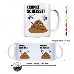 Kranke Scheisse Geschenk...