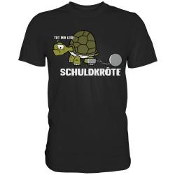 Die Schuldkröte Schildkröte...